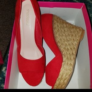 Shoes - Size 11 wedges